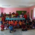 The children of Pilawan Elementary